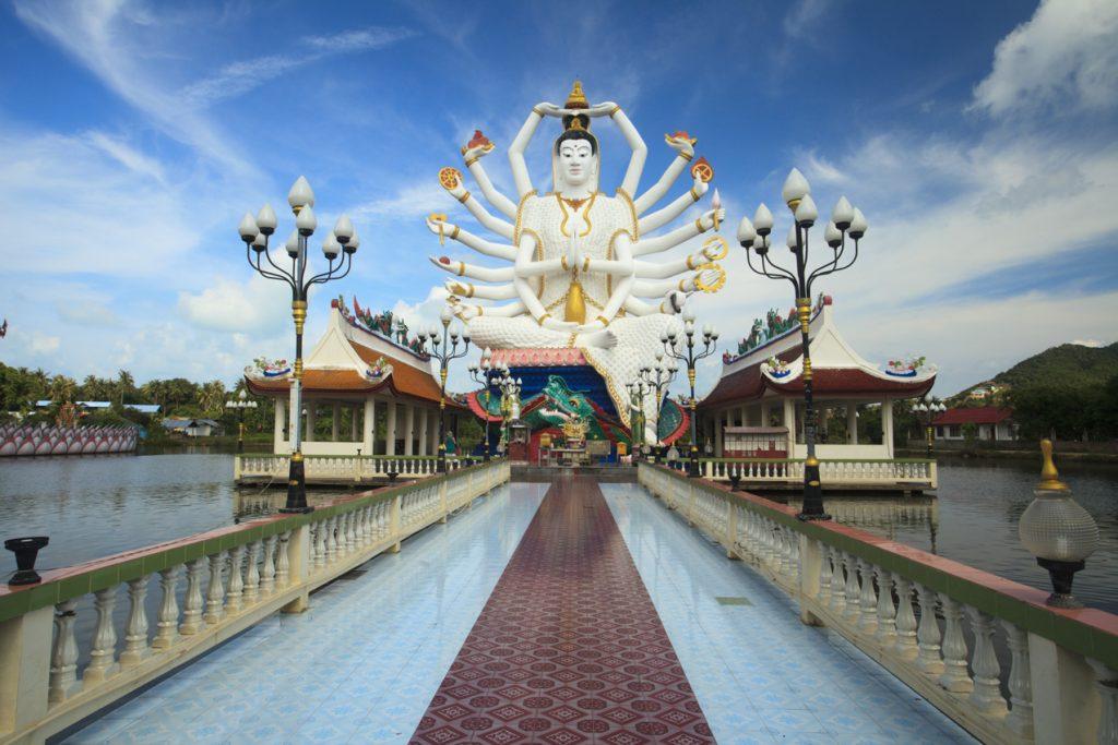 estatua-kuan-yin-koh-samui-pacote-tailandia