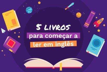 livros para começar a aprender ingles